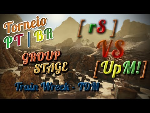 Uncharted 3 | TORNEIO PT/BR - GROUP STAGE - [ rS ] vs [UpM!]