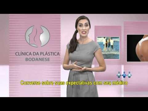 Prótese de glúteos | Clínica da Plástica Bodanese