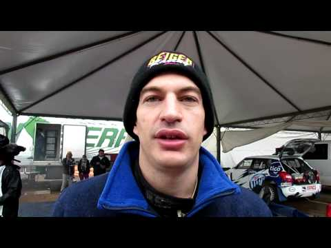 Gustavo Saba - Final Rally de Erechim 2013