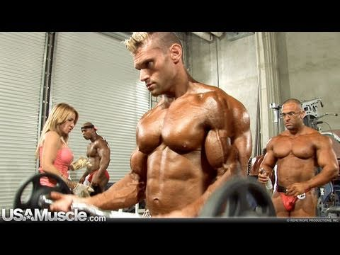 2010 Southern States Bodybuilding Men's Pump Room Two