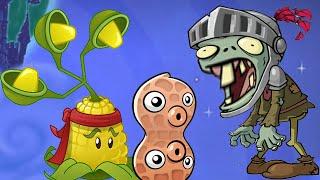 Plants Vs Zombies 2 Dark Ages: Part 2 Kernel-Pult Spike