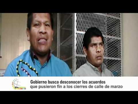 Indígenas Ngäbe-Buglé denuncian engaños del Gobierno de Panamá