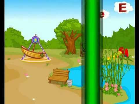 Hình ảnh trong video Bảng chữ cái tiếng Việt