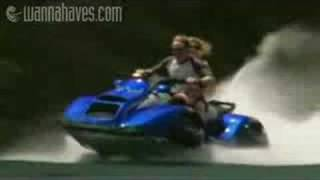 Quadski Jet Ski Quad Bike Combo Youtube