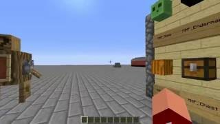 How To Spawn Custom Player Heads In Minecraft! (1.7.4