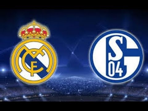 Skrót meczu Real Madrid VS Schalke Gelsenkirchen 04 6:1