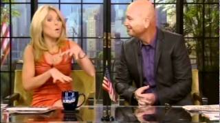 Howie Mandel And Kelly Ripa Talk About Their Dinners At