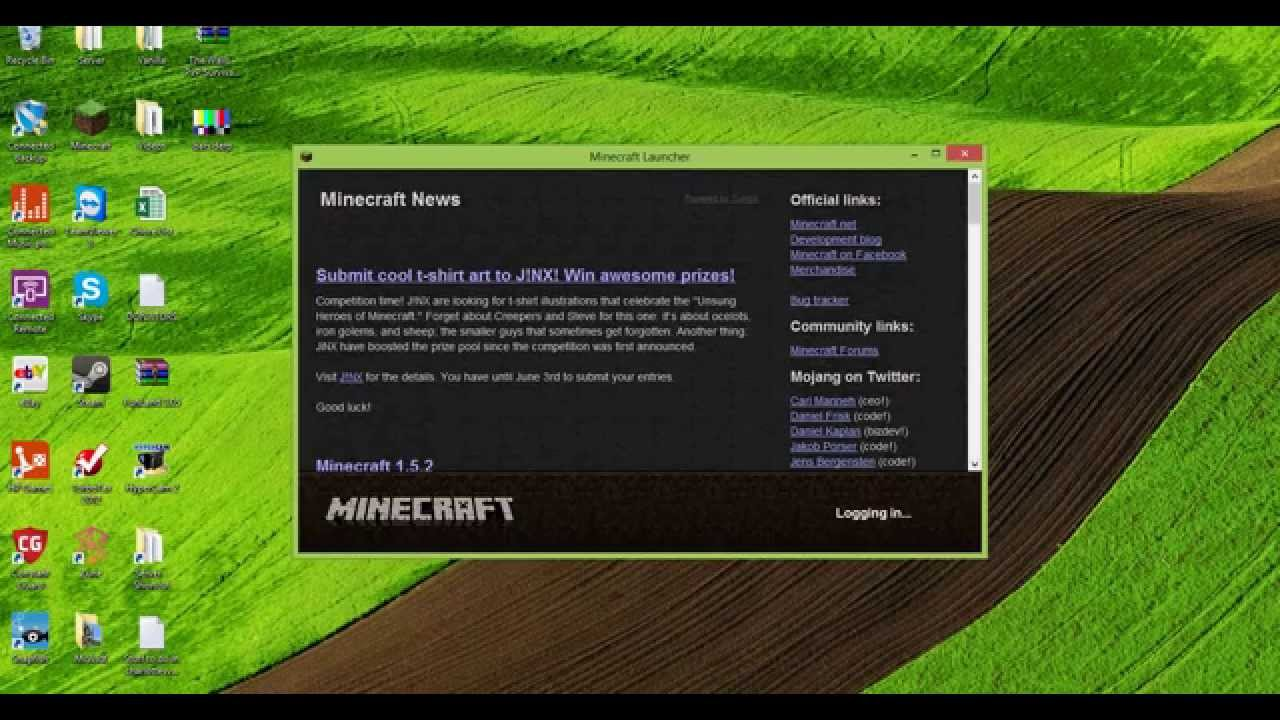 How to get a Minecraft working premium account for Free ...