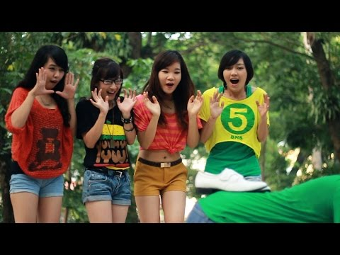 Gangnam Style phiên bản Việt Nam - Giaytot.com Style Parody