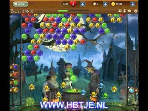 Bubble Witch Saga level 13