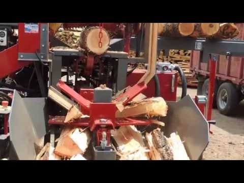 Timberwolf Firewood Processor Pro MP