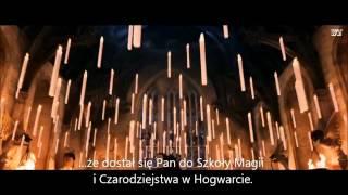 Harry Potter i kamień filozoficzny - zwiastun z polskimi napisami