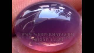 Batu Akik Lavender Baturaja