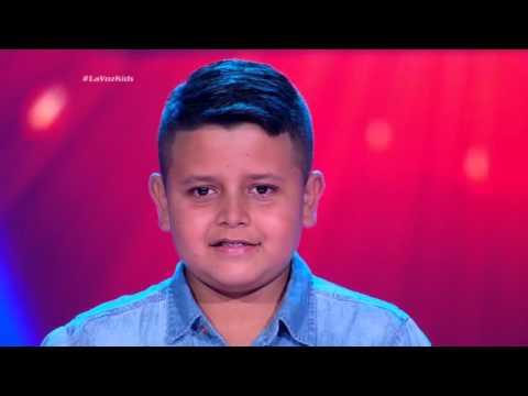 Andrés Felipe cantó When i was your man de B. Mars – LVK Col -Audiciones a ciegas - Cap 5 – T2
