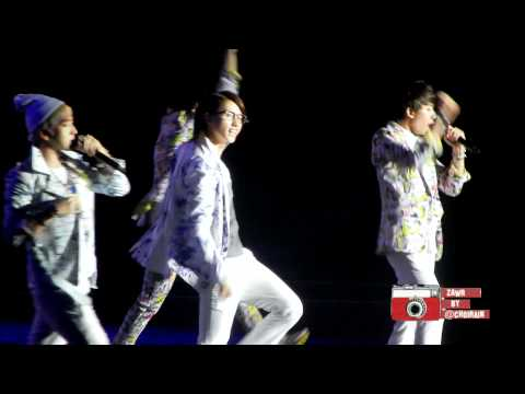 [HD Fancam][Funny!!! Must Watch!] 120615 B1A4 - OK [Gongchan loss his shoes!!! LOL]