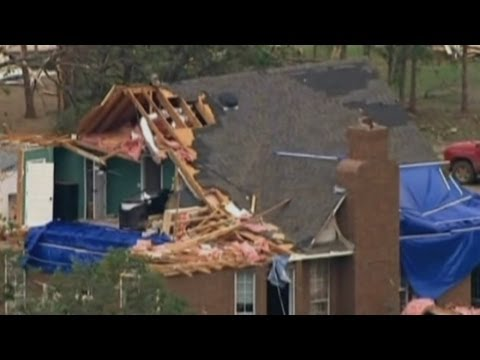 Oklahoma tornado survivors speak out