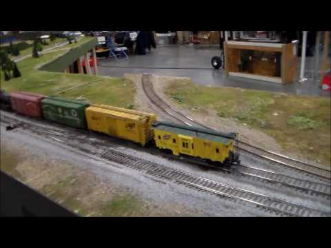 Train Fest 2016 Part 2 Epic Switching!