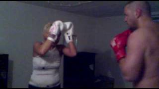 Basement Mixed Boxing