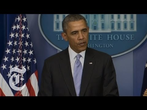 Ukraine 2014 | President Obama Warns Russia on Intervention | The New York Times