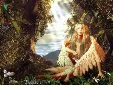 Un ange qui passe