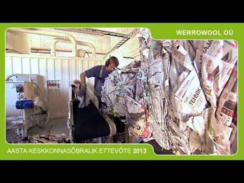 Werro Wool - wełna celulozowa