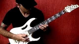 [Open Triads Arpeggios study for guitar (Dallton Santos)] Video