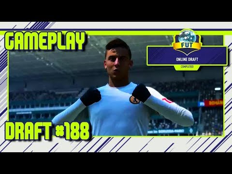 FIFA 18 - Draft #188 & Pack Opening