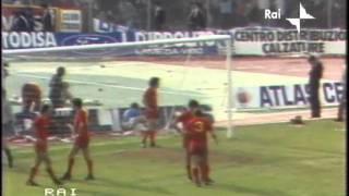 16/05/1982 - Campionato - Catanzaro-Juventus 0-1: il 20° scudetto, vinto come sempre sul campo