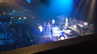 Kool and the Gang Concert Austin Texas 1/30/2016