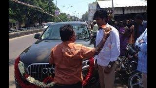 Siva Karthikeyan Owns A Brand New Audi Q7 Varutha
