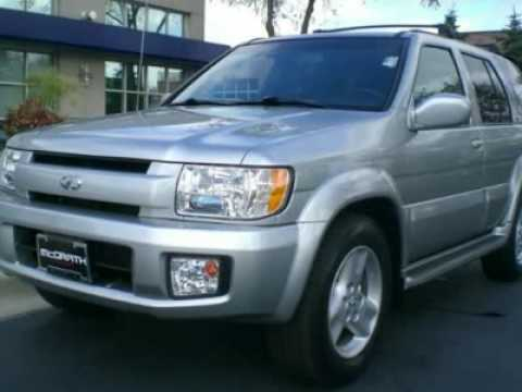 Acura Westmont on 2002 Infiniti Qx4   Youtube