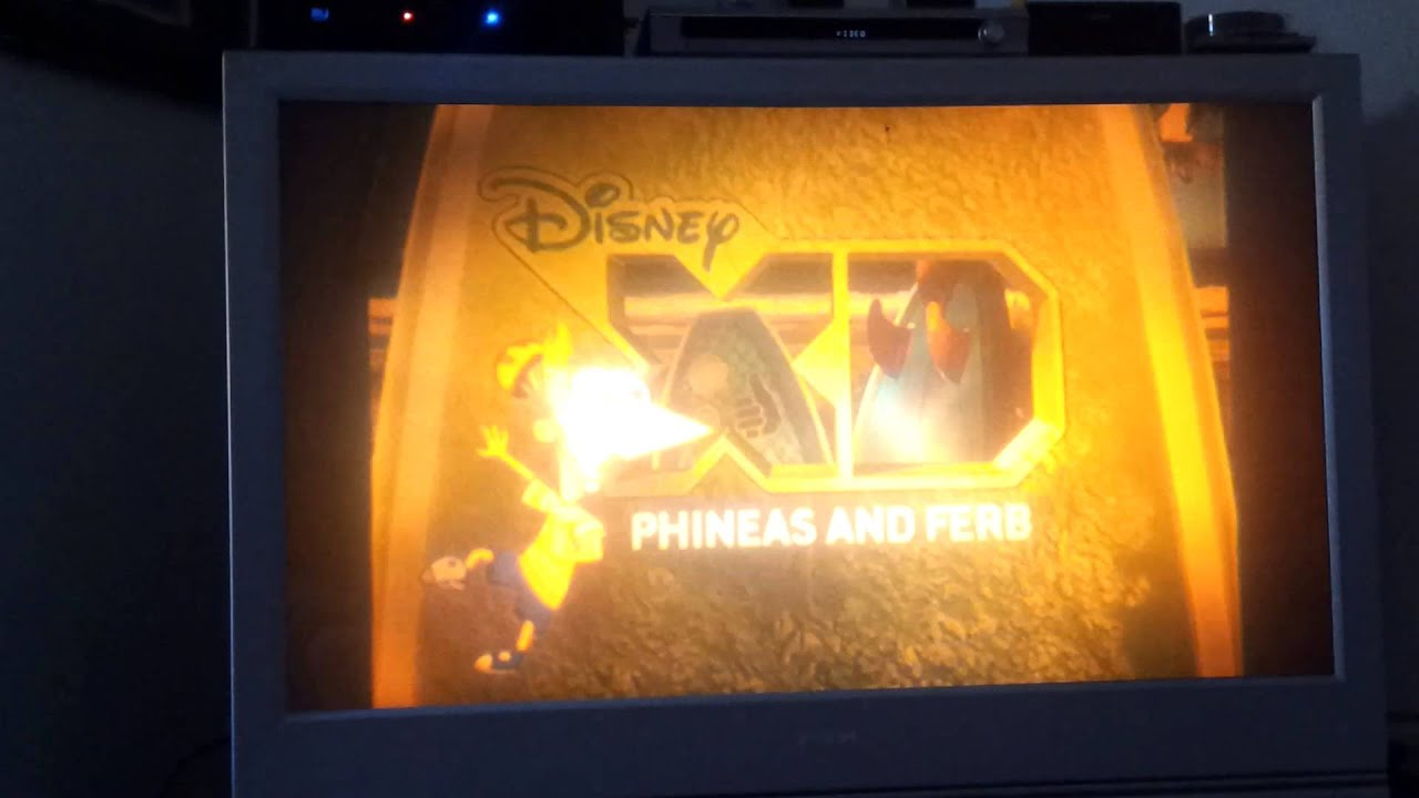 Disney Xd Bumpers 1 : Disney xd bumper phineas ferb we re back youtube