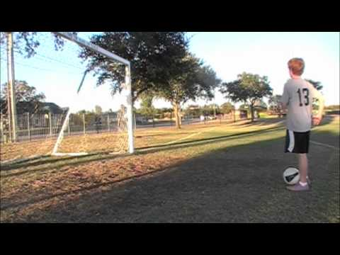 Long Range Kicking / Lob Shot / Goal Kick Tutorial