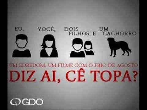 Eu, Você, Dois Filhos e Um Cachorro (Cê Topa?) Luan Santana