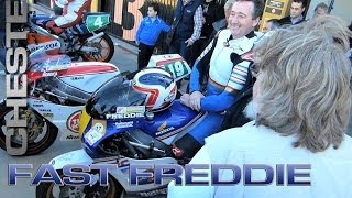 """Fast"" Freddie Spencer at Cheste [HD]"