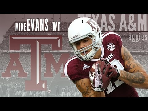 Mike Evans - 2014 NFL Draft profile