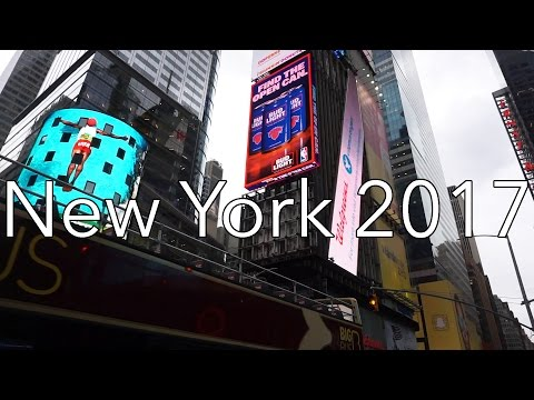 NEW YORK 2017 | Vlogs Coming Soon