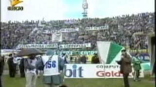 Reportagem em Alvalade antes do inicio do Sporting - Porto de 1994/1995