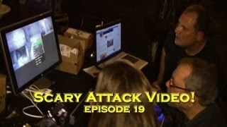 Real Paranormal Videos!  Scary Attack on Camera! (DE Ep. 19)