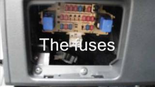 mqdefault where are the fuses in my nissan versa? youtube nissan versa fuse box diagram at creativeand.co