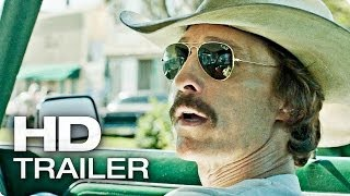DALLAS BUYERS CLUB Offizieller Trailer Deutsch German