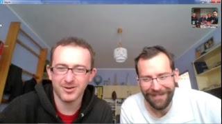 Прямая трансляция c путешественниками на копейке Вокруг света из Чехии. Видео Лада Клуб.