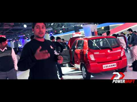 Maruti Suzuki Celerio: First Look: PowerDrift