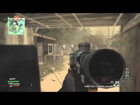 Seek Archy | Triple Collateral | MW3 Game Clip