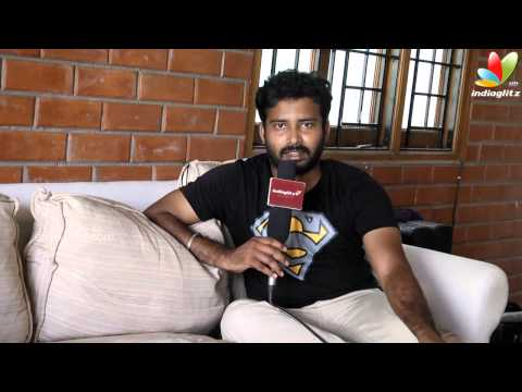Attakathi Dinesh on Thirudan Police Movie | Interview | Iyshwarya Rajesh, Yuvan Shankar Raja