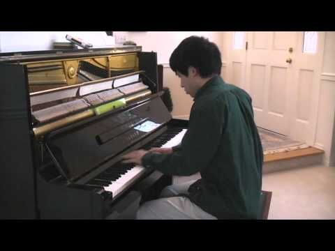 Taio Cruz - Dynamite (Piano Cover by Will Ting) Music Video
