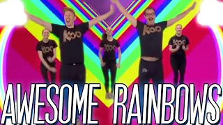 Koo Koo Kanga Roo Awesome Rainbows: House Party Dance-A