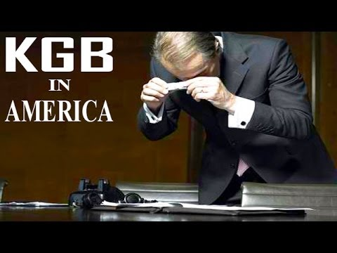 KGB Operations in North America | Cold War Documentary on the History of the Soviet Secret Service