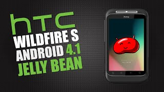 Android 4.1 Jelly Bean Htc Desire S
