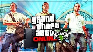 GTA 5 Online Update 1.17 DLC & Heist Too Much For PS3